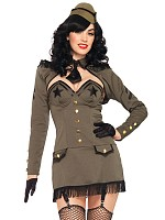 Pin Up Militrflicka