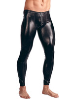Wetlook Pouch Leggings