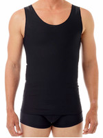 Ultimate Chest Binder Tank - Svart