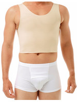 Tri-top Chest Binder - Beige